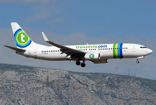 самолет Transavia France